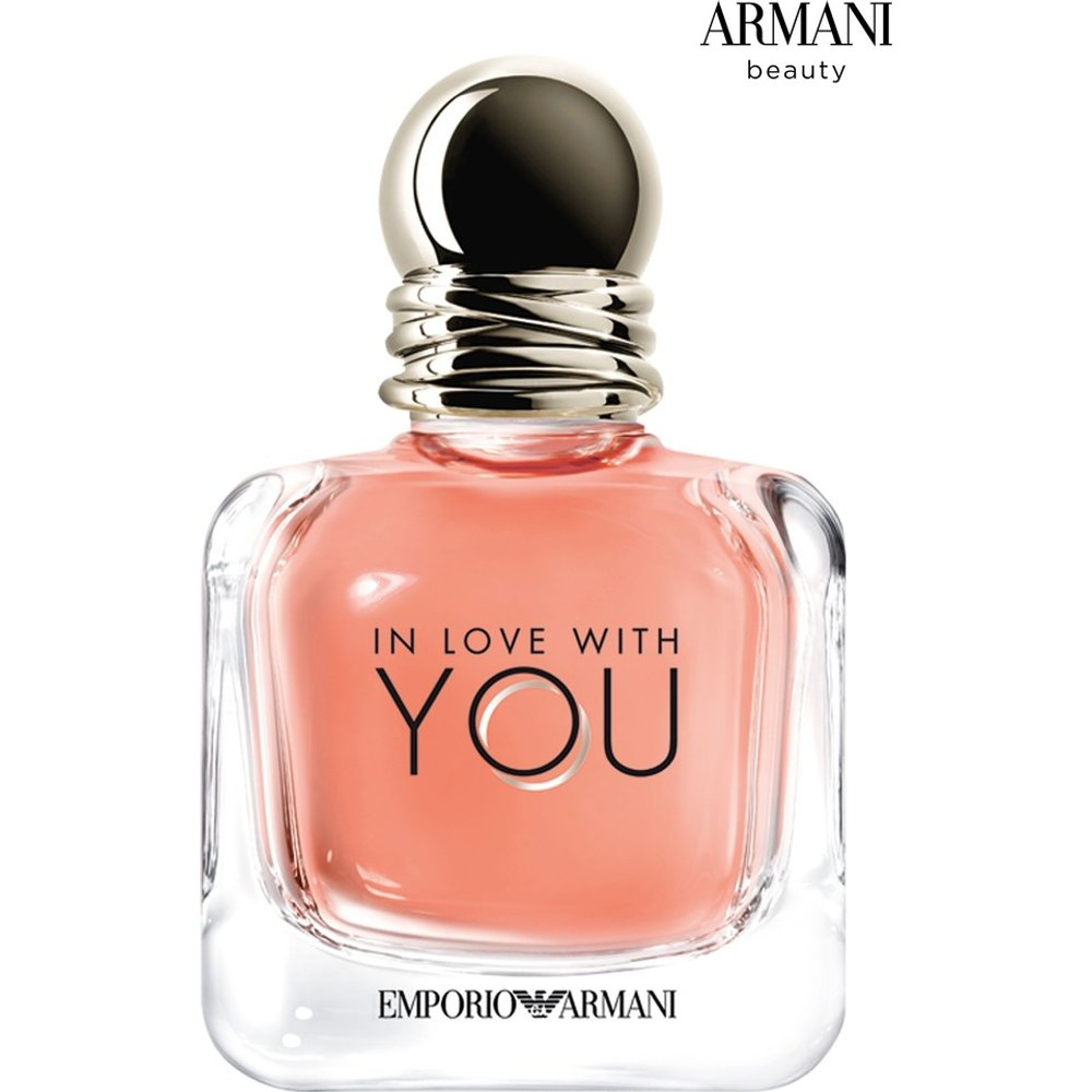 Womens Emporio Armani In Love With You EDP 50ml -  No Colour