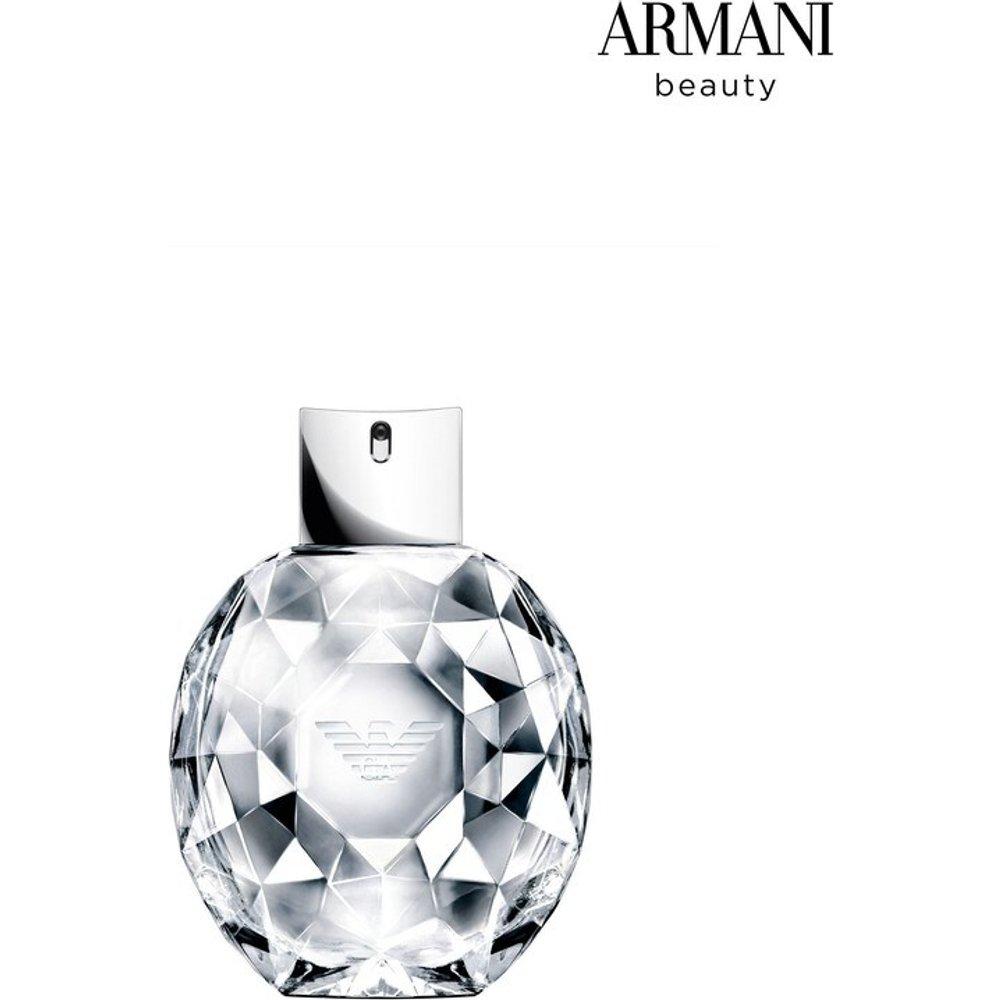 Womens Emporio Armani Diamonds Eau De Parfum -  Silver