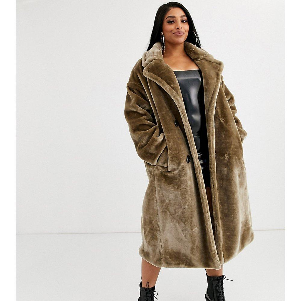 Manteau ASOS Curve pour Femme | Modalova