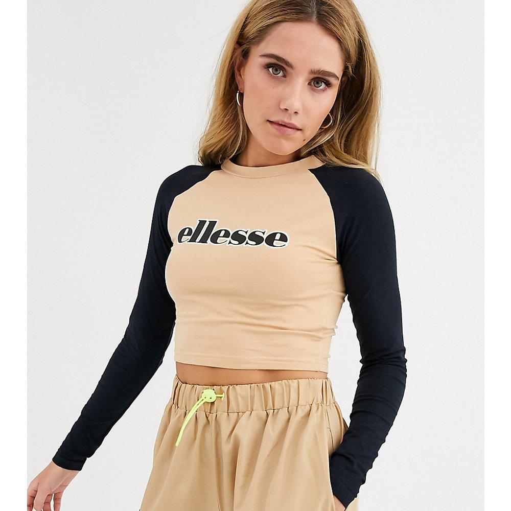 Image 1 Ellesse Robe t shirt avec manches contrastantes