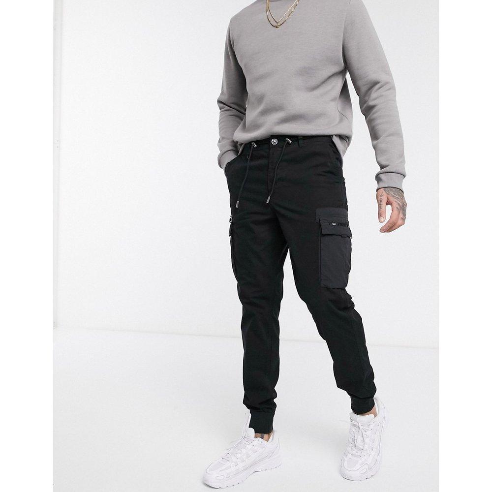 ellesse Arnos Pantalon cargo Noir | ASOS