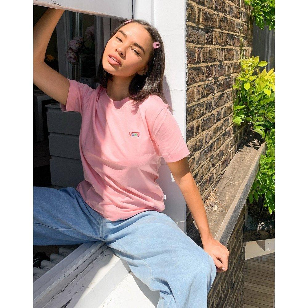 t-shirt femme vans greenhouse