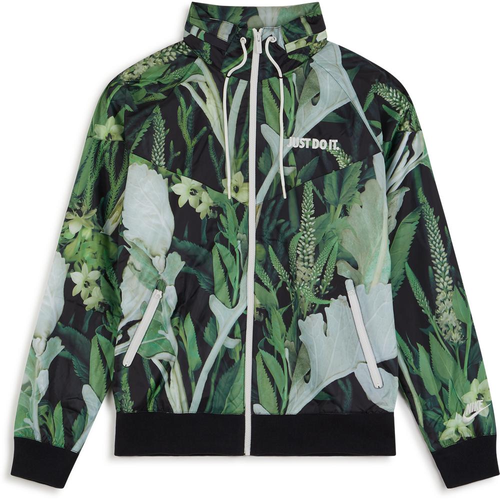 Windrunner Jacket Wvn Capsule Floral M Male