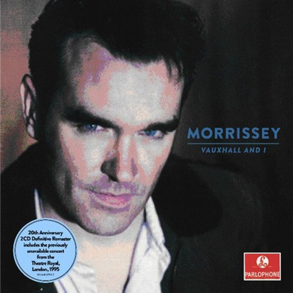 Morrissey - Vauxhall and I New Vinyl LP