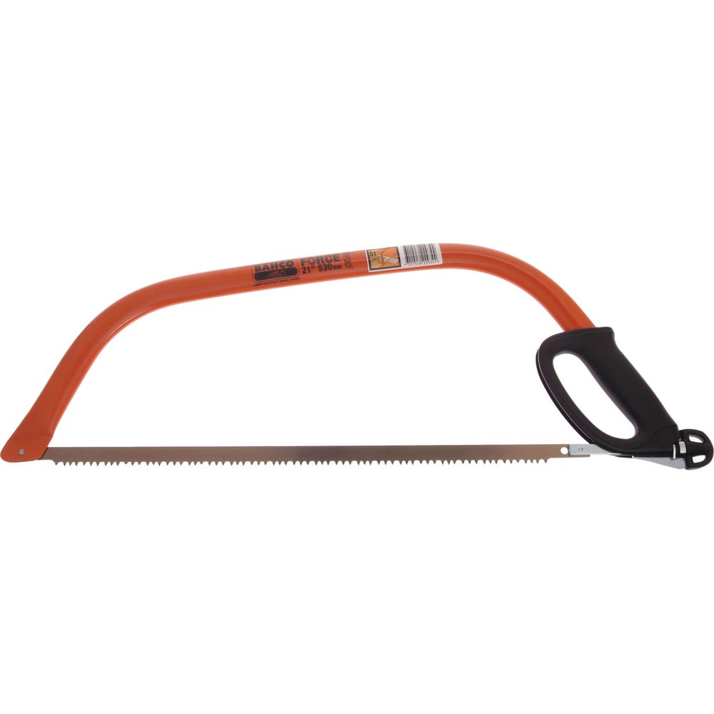 Bahco Heavy Duty Bow Saw & All Purpose Blade 30