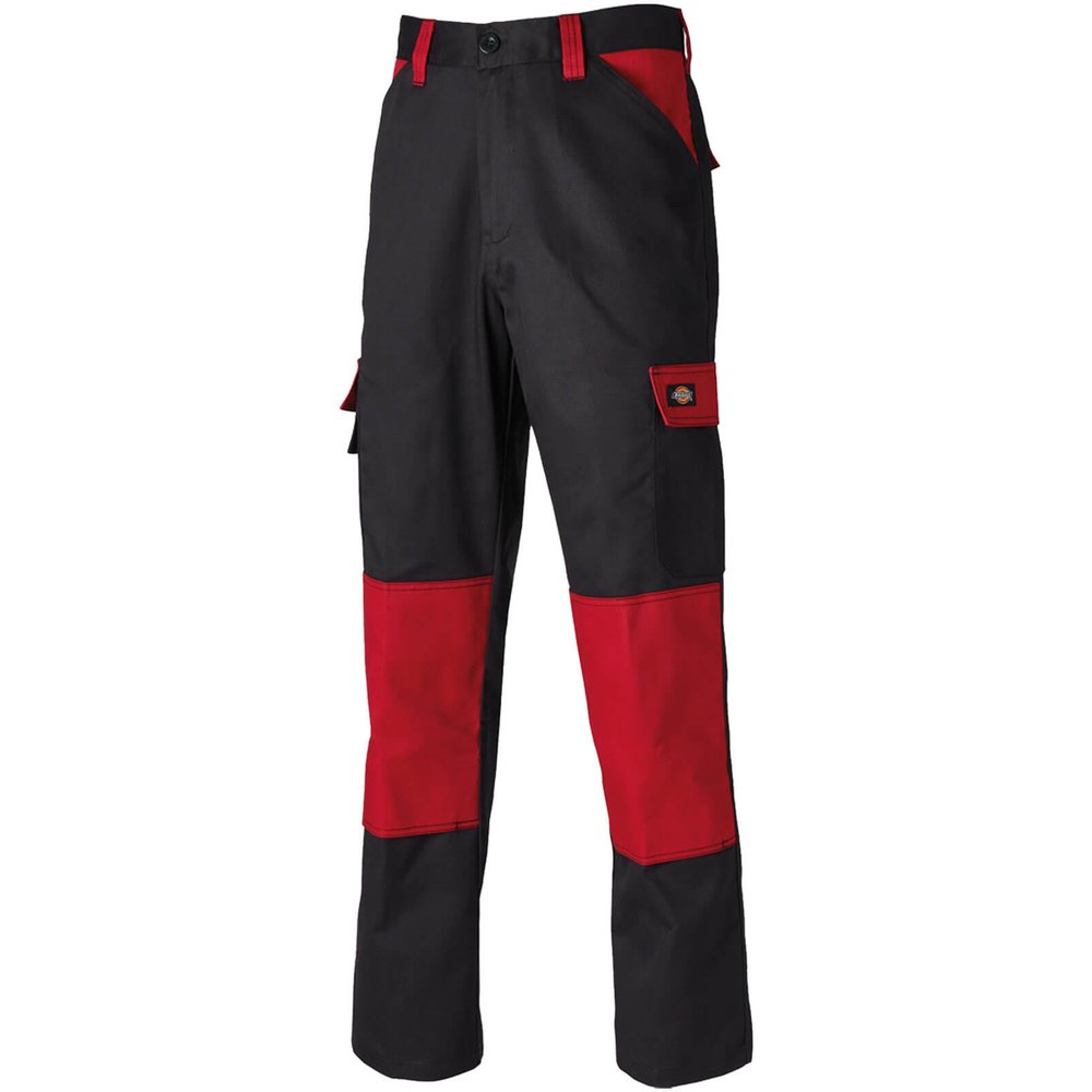 Dickies Everyday Trouser Black / Red 34