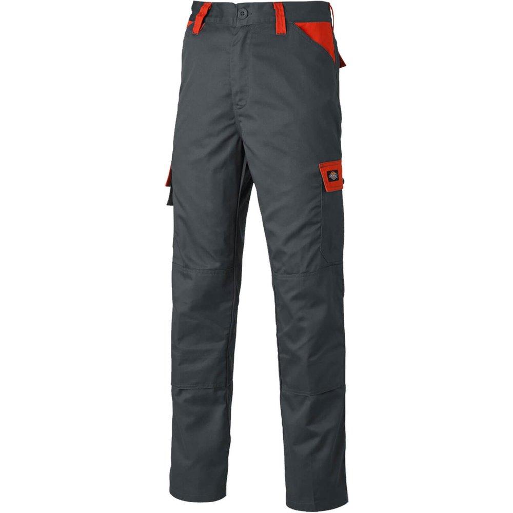 Dickies Everyday Trouser Grey / Orange 28