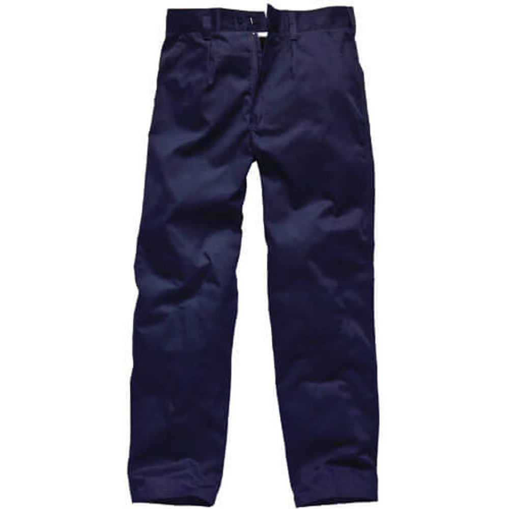Dickies Mens Reaper Trousers Navy Blue 34
