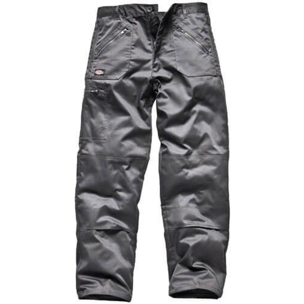 Dickies Mens Redhawk Action Trousers Grey 46