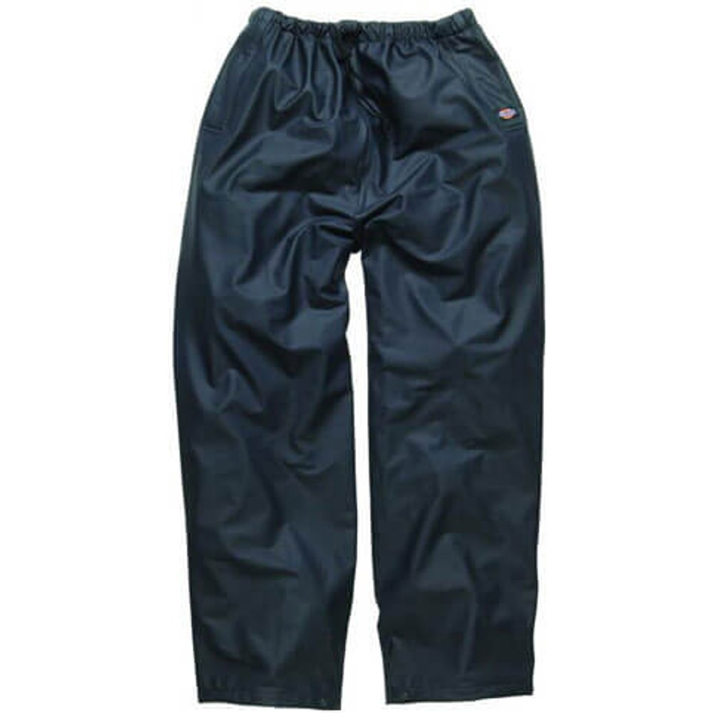 Dickies Mens Raintite Trousers Navy L