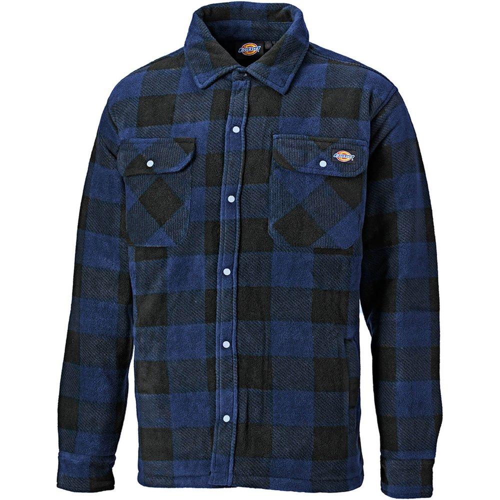 Dickies Portland Shirt SH5000 RD XL Padded Work Shirt, Royal