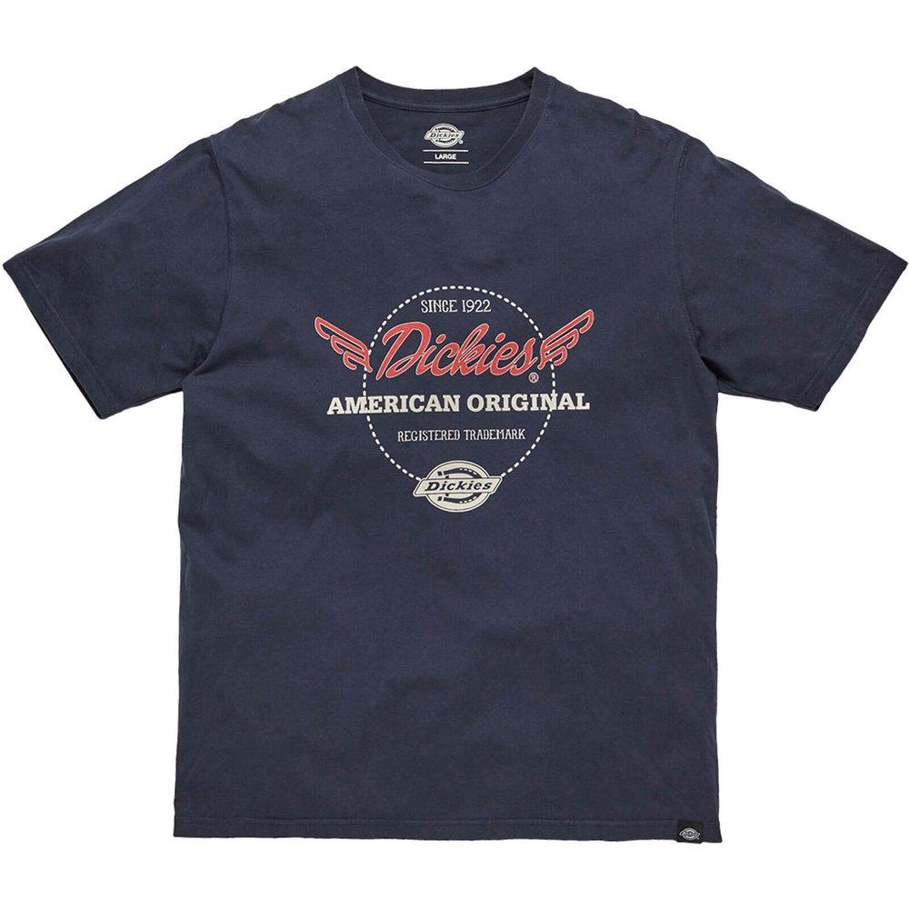 Dickies Lyndon T-Shirt Navy S