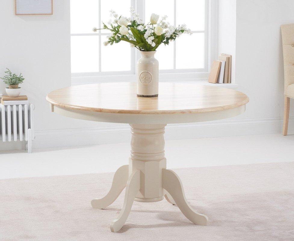 Photo of Epsom Cream Dining Table