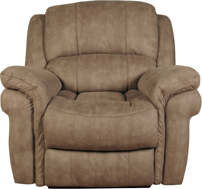 Photo of Finchley Taupe Leather Armchair