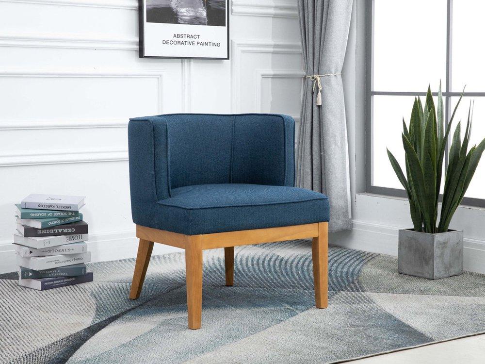 Photo of Landford Blue Armchair