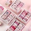 10rolls Floral Pattern Tape