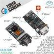 M5Stack Official ESP32 PSRAM Timer Camera (OV3660) WiFi + Bluetooth Module Camera Module with PSRAM