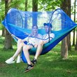 12 Person AntiMosquito Hammock Outdoor Camping Hammock With Mosquito Net Quick Release Camping Tent Hanging Swing Sleeping Bed