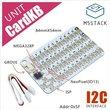 M5Stack Official CardKB Mini Keyboard Unit MEGA328P GROVE I2C USB ISP Programmer for ESP32 Arduino Development Board STEM Python