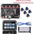 BIGTREETECH BTT SKR 1.4 Turbo SKR V1.4 Control Board+TFT35E3 V3.0 Touch Screen TMC2208 TMC2209 Driver MKS GEN L Ender 3 Upgrade