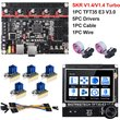 BIGTREETECH SKR V1.4 BTT SKR V1.4 Turbo 32 Bit Board+TFT35 E3 V3.0 3D Printer Parts TMC2130 TMC2209 TMC2208 MKS SGEN L Ender3