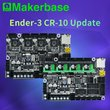 Makerbase MKS Robin E3 E3D 32Bit Control Board 3D Printer parts with tmc2209 Uart mode driver For Creality Ender 3 CR10