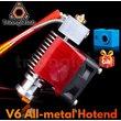 Trianglelab Highallmetal V6 Hotend 12V/24V Remote Bowen Print Jhead Hotend And Cooling Fan Bracket For E3D HOTEND For PT100