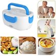 110/220V Lunch Box Food Container Portable Electric Heating Food Warmer Heater Rice Container Dinnerware Sets For Home Kitchen