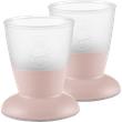 BABYBJÖRN Verre pour Bébé lot de 2 Rose Pastel