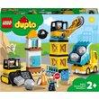 LEGO DUPLO Wrecking Ball Demolition Construction Set (10932)