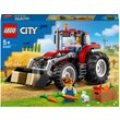 LEGO City: Great Vehicles Tractor Toy & Farm Set (60287)