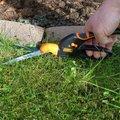 Garten Primus Rasenkantenschere mit geriffelter Klinge