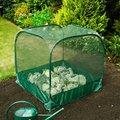 Pop-Up Frucht-Schutz-Käfig, PP-Netz, grün, 100x100x98 Zentimeter