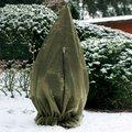 Winterschutzhülle, 200 Zentimeter, Polypropylen, olivgrün