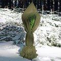 Winterschutzhülle, 250 Zentimeter, Polypropylen, olivgrün