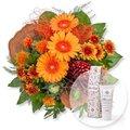 Amber und Blütenrausch Pfingstrosen-Handcreme Für Dich