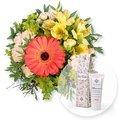 Smile und Blütenrausch Pfingstrosen-Handcreme Für Dich