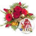 Adventsstern und Süßer Adventsgruß