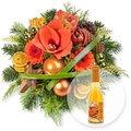 Weihnachtstraum und Bratapfel-Secco