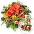 Weihnachtstraum und Belgische Pralinen