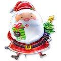 Riesenballon Santa Claus
