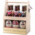 Personalisierter Bierträger inklusive Sixpack Bier