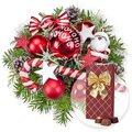 American Christmas und Belgische Pralinen-Auslese