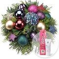 Bunte Bescherung und Handcreme Merry Christmas