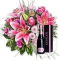 Pink Sensation und Kessler Rose Sekt