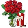 Red Romance und Belgische Pralinen