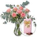 Pink Beauty und Belgische Pralinen-Auslese