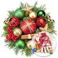 Weihnachtsfreude und Süßer Adventsgruß