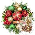 Weihnachtsfreude und Belgische Pralinen