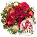 Weihnachtszeit und Süßer Adventsgruß